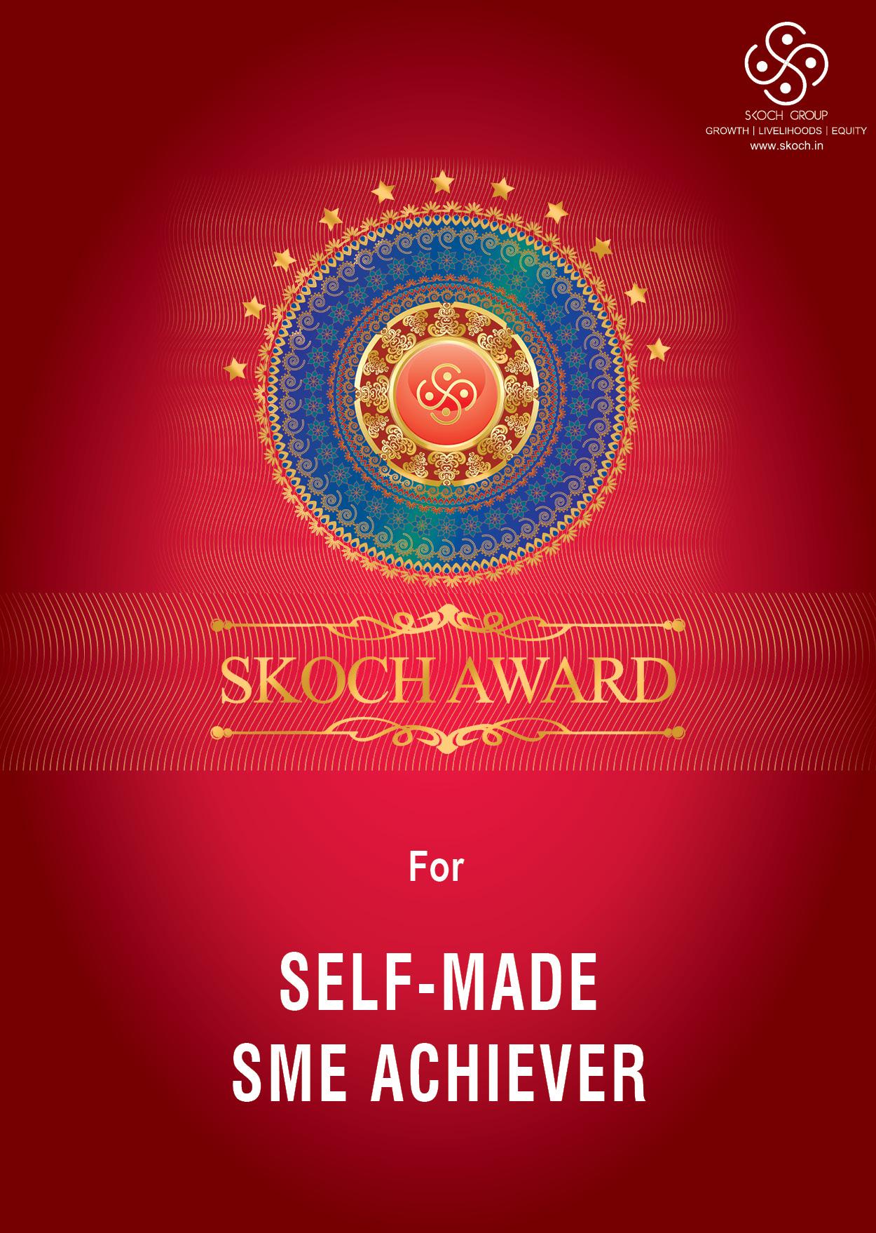Self-Made SME Achiever