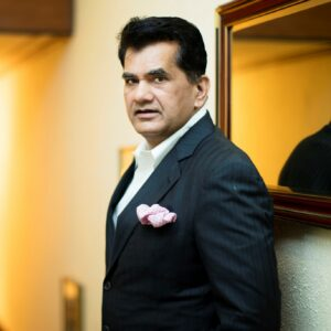 Photo of Amitabh Kant