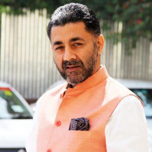 Photo of Dr Gursharan Dhanjal