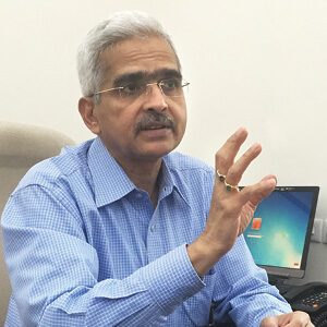 Photo of Shaktikanta Das