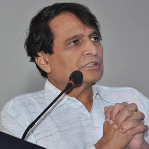 Photo of Suresh Prabhu