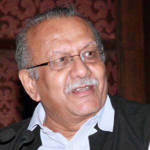 Photo of Nitin Desai