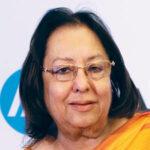 Photo of Najma Heptulla