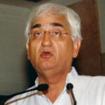 Photo of Salman Khurshid