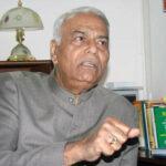 Photo of Yashwant Sinha