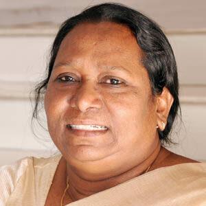Photo of Ruth Manorama