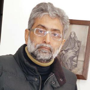 Photo of Gautam Navlakha