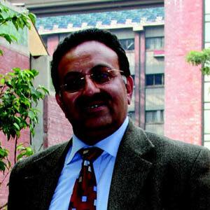 Photo of Alok Bharadwaj