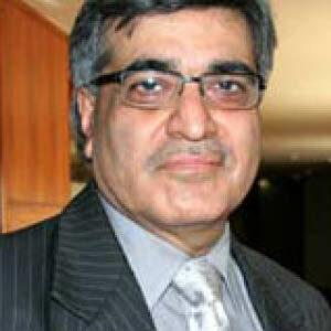 Photo of D K Mehrotra