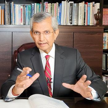 Prof Prajapati Trivedi